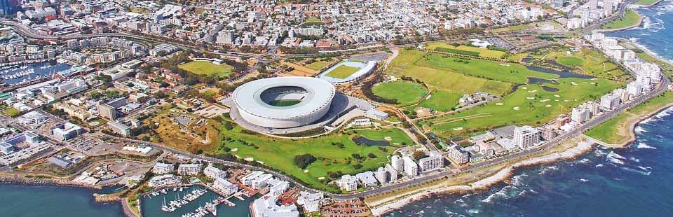 南非展会火热,六盛为非洲正名——非洲也有发达、富裕的地方