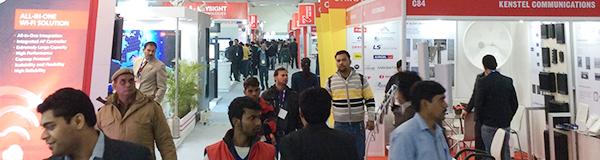 数字化印度—CONVERGENCE2017博览会