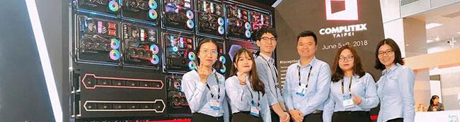 COMPUTEX2018,六盛展览的第十年组团参展!