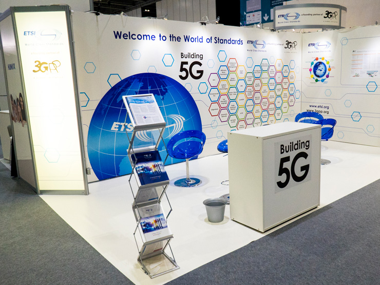 第十八届欧洲通讯展Broadband World Forum 2018