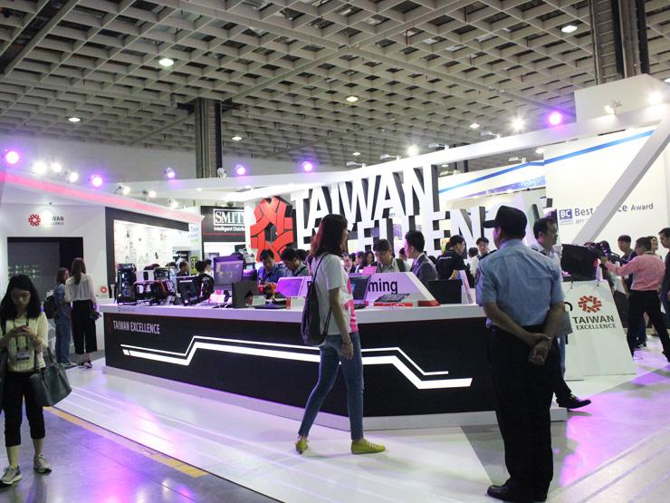 第38届台北国际电脑展COMPUTEX2018