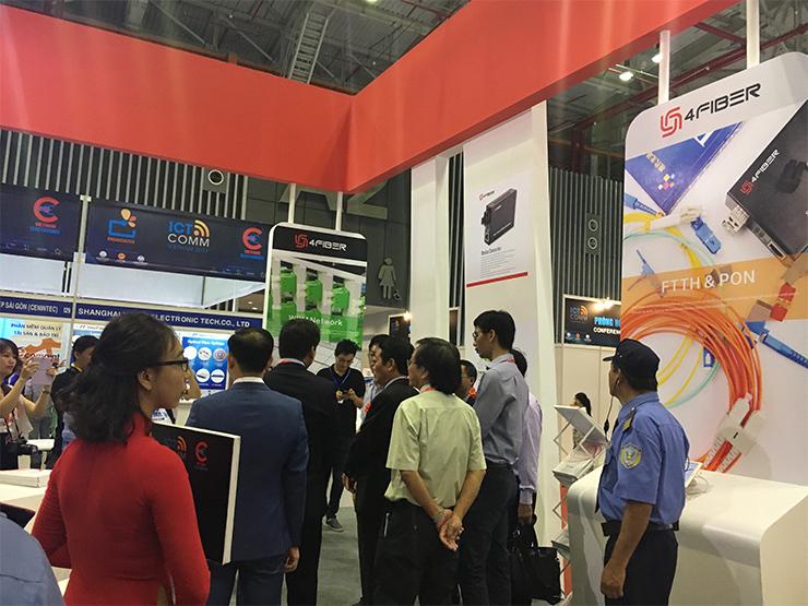 2018年越南胡志明最大ICT展ICT COMM2018