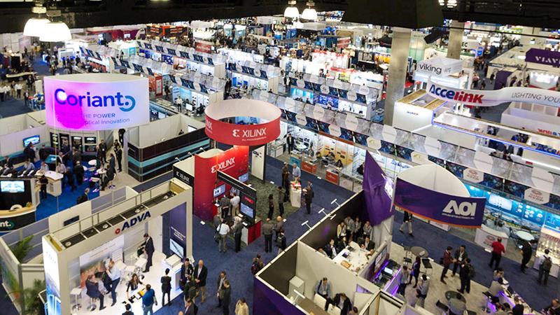 2018年第43届美国光纤通讯展览会及研讨会OFC2018