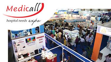 印度金奈国际医疗设备展览会/MEDICALL2018