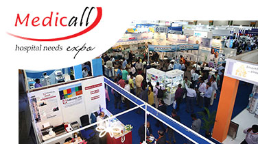 MEDICALL2019/印度金奈国际医疗设备展览会