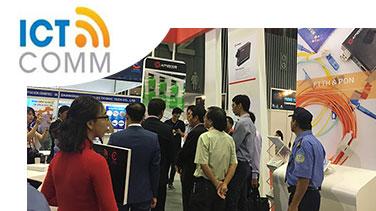 ICT COMM 2018/越南胡志明最大ICT展