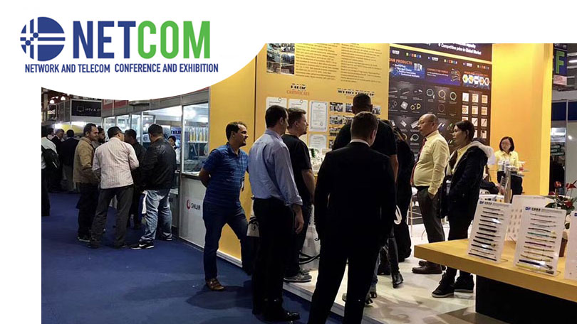 NETCOM2020/第10届巴西国际通讯展