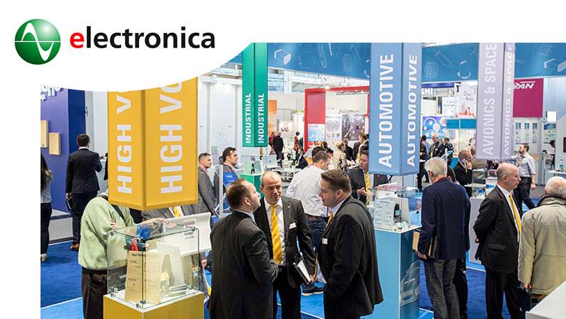 Electronica 2018/德国慕尼黑电子元器件博览会