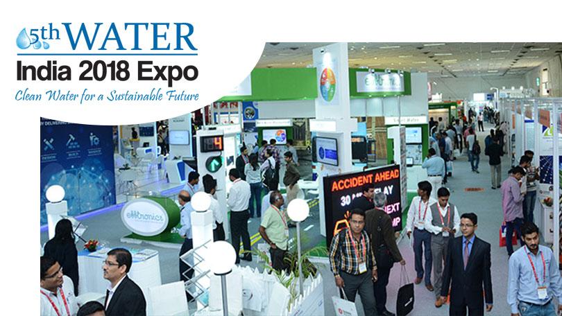 WATER INDIA 2018 EXPO/印度(新德里)国际水处理展