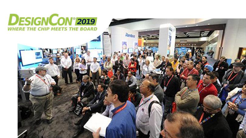 DesignCon 2020/美国圣克拉拉连接器行业展