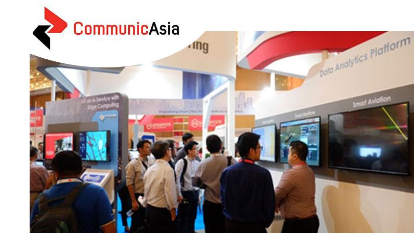 CommunicAsia2020/新加坡通讯展