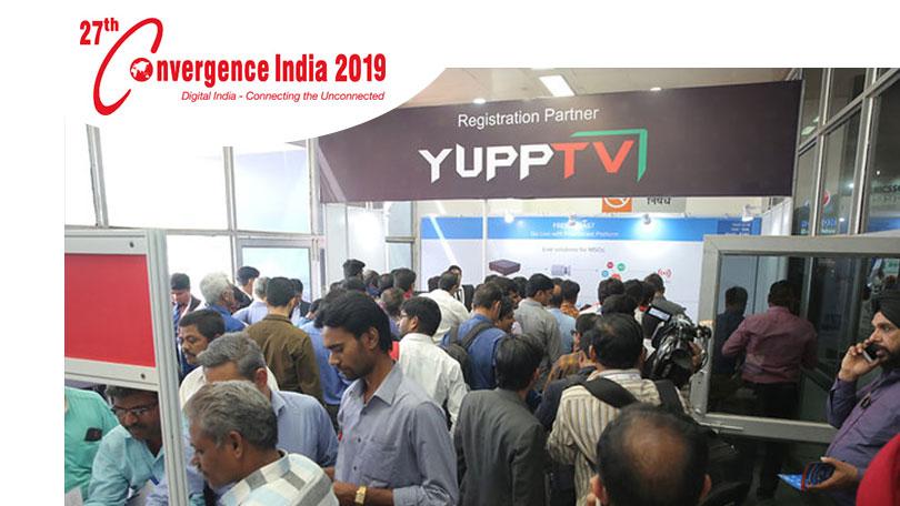 Convergence2019/第27届印度国际消费电子、信息及通信技术博览会