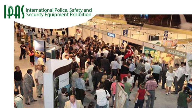 IPAS 2018/第17届伊朗国际安全科技展