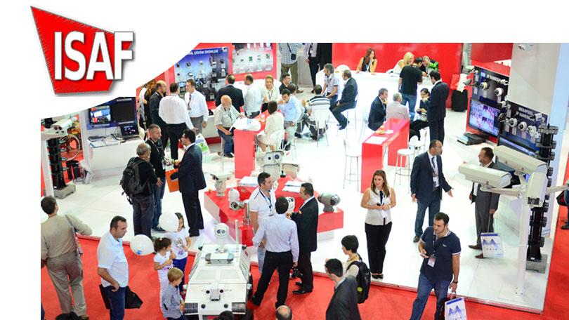 ISAF 2019/第23届土耳其国际安全科技展