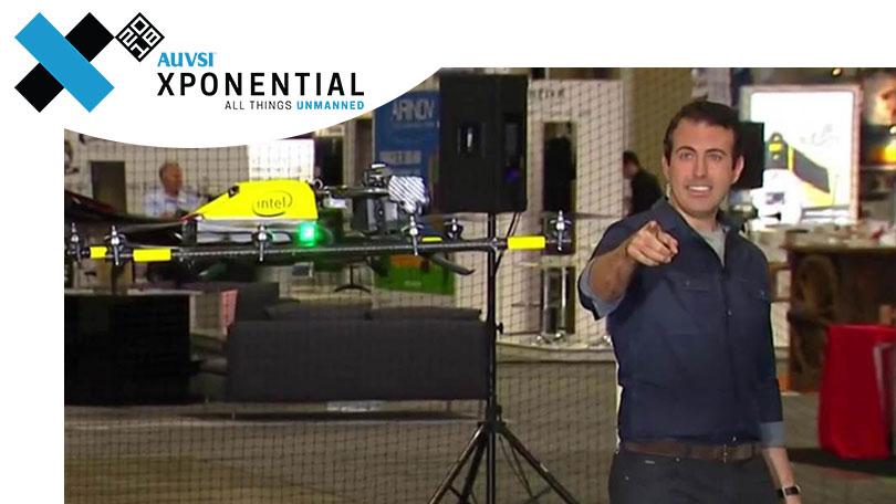 AUVSI`s XPONENTIAL 2019/美国无人操控系统展