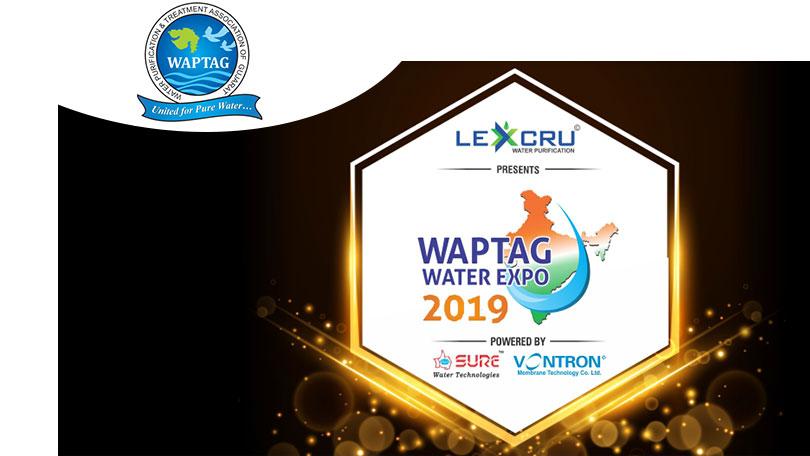 WAPTAG 2020/第六届印度水处理展览会