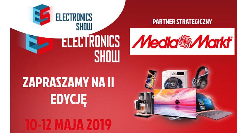 ELECTRONICS SHOW2019/波兰华沙消费性电子&IT 及信息通讯展