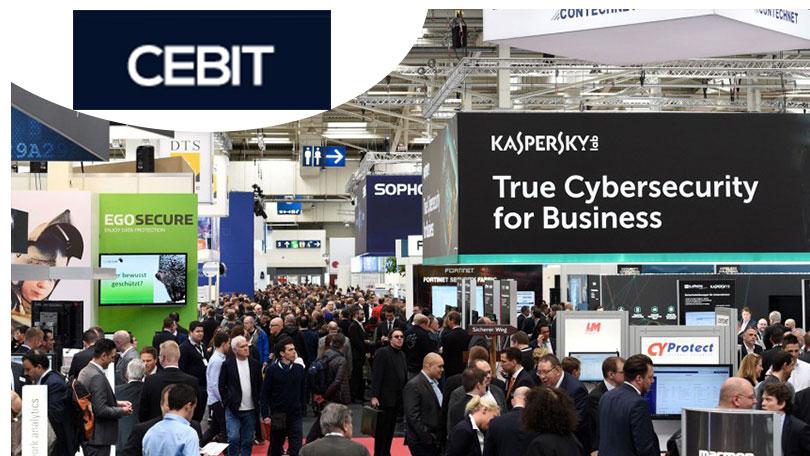 CeBIT 2019/汉诺威消费电子、信息及通信博览会