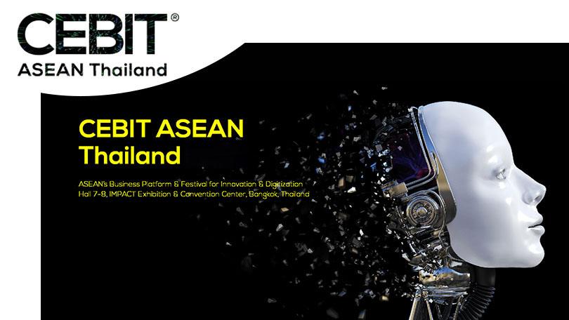 CEBIT ASEAN Thailand 2019/泰国东盟消费电子、信息及通信展