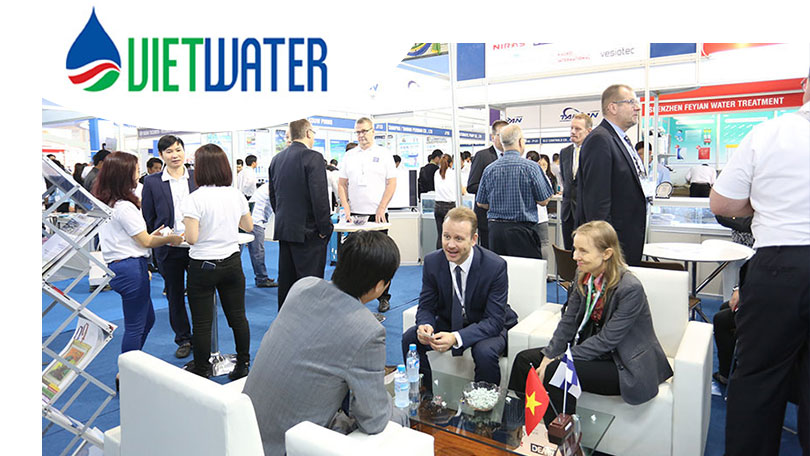 VIET WATER 2019/越南国际水&污水处理展