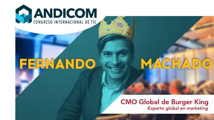 ANDICOM 2019第34届哥伦比亚信息通信大会