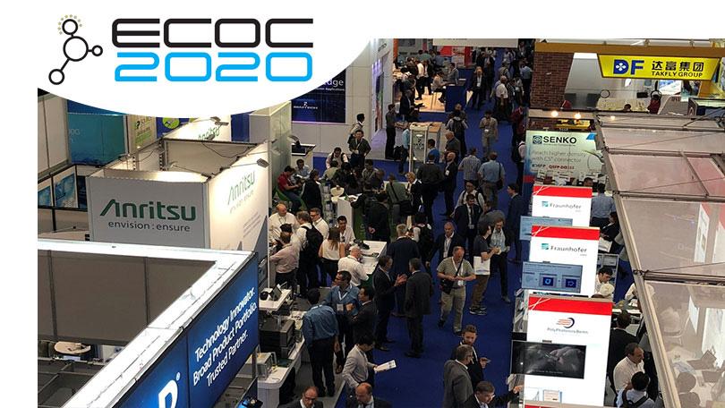 ECOC2020/ 欧洲光纤通信展团