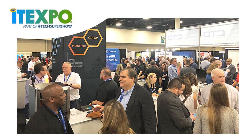IT EXPO 2021/ 美国IT商用统一通信展