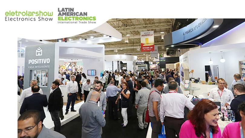 Eletrolar Show 2020 / 巴西国际消费类电子及家电产品展览会