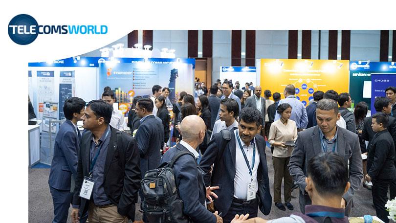TELECOMS WORLD ASIA 2020 / 第22届亚洲电信世界博览会