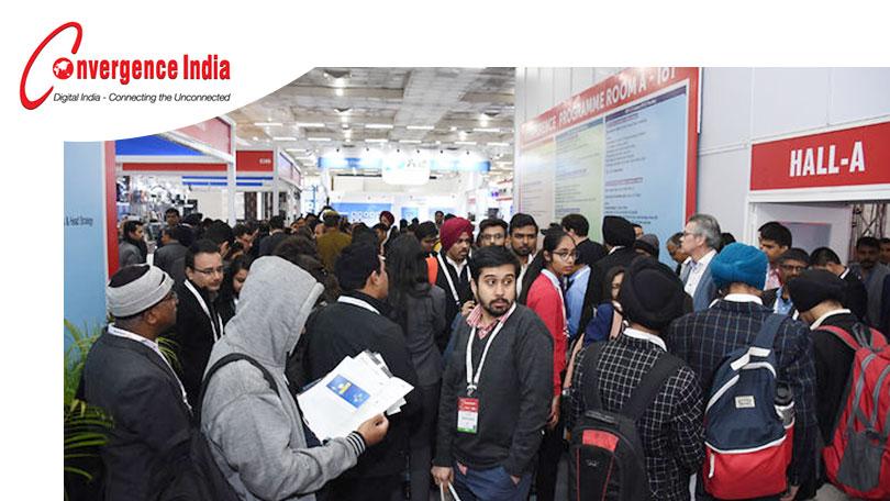 Convergence 2021/第28届印度国际通信、消费电子及信息技术展