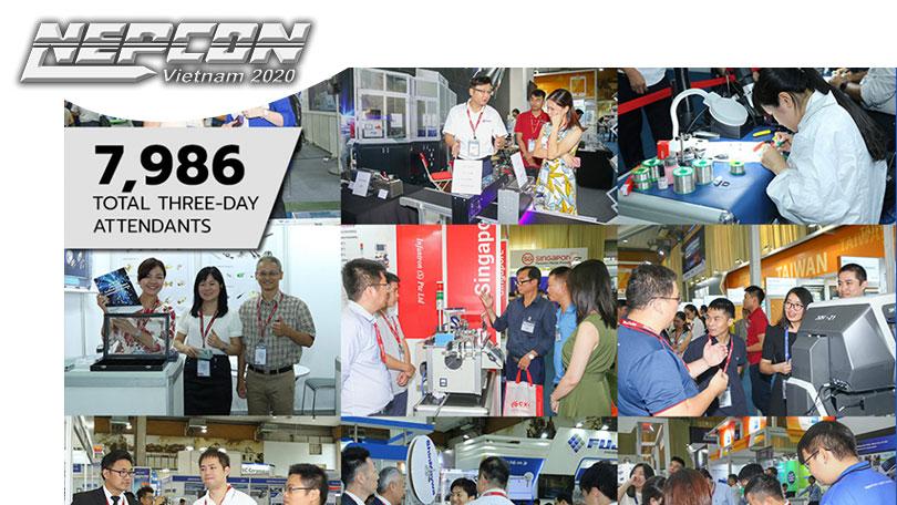 NEPCON Vietnam 2020 / 越南国际电子生产设备暨微电子工业展