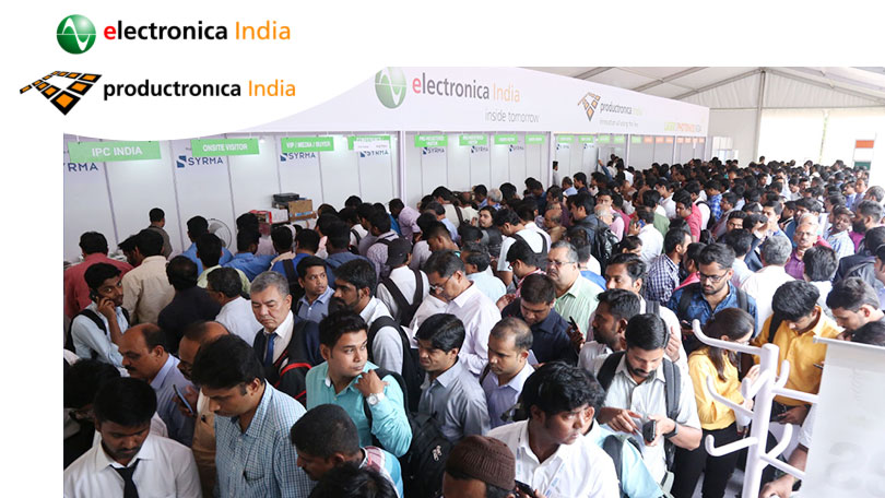 Electronica Productronica India 2020 / 印度国际电子元器件及生产设备展览会