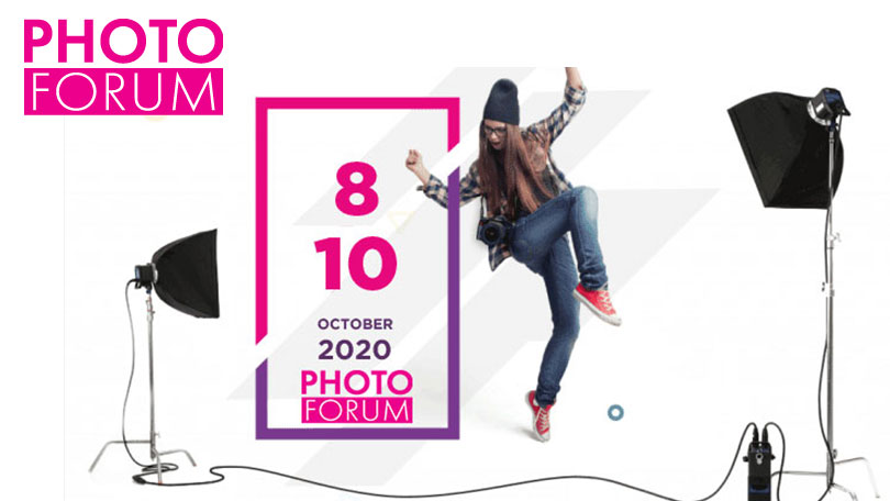 PHOTO FORUM EXPO 2020 / 俄罗斯国际摄影摄像器材暨消费电子展览会